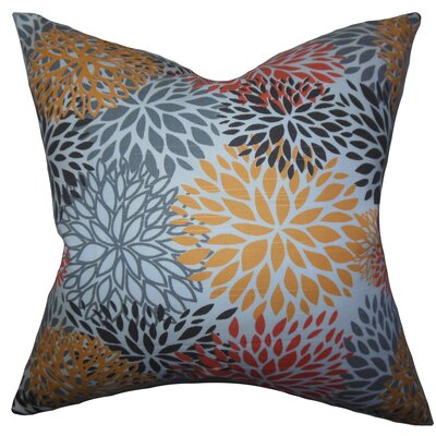 Burmeister Floral Floor Pillow