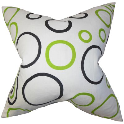Kiger Geometric Floor Pillow