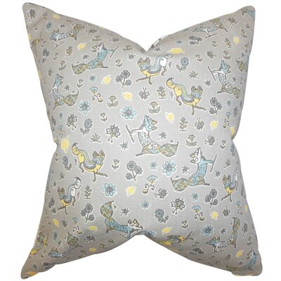 Darcy Floral Floor Pillow