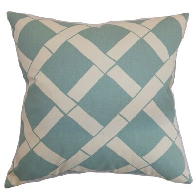 Arriana Geometric Floor Pillow