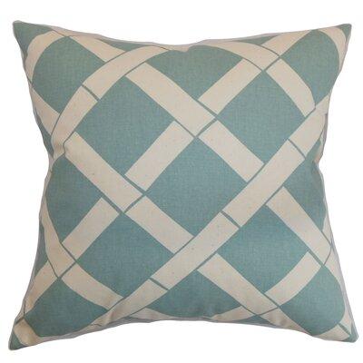 Arriana Geometric Floor Pillow