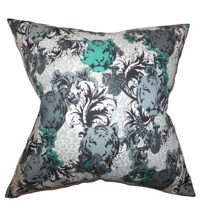 Zimmerman Floral Floor Pillow