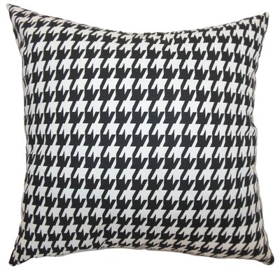 Koehler Castagna Houndstooth Floor Pillow