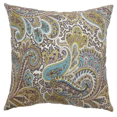 Broomsdale Paisley Floor Pillow