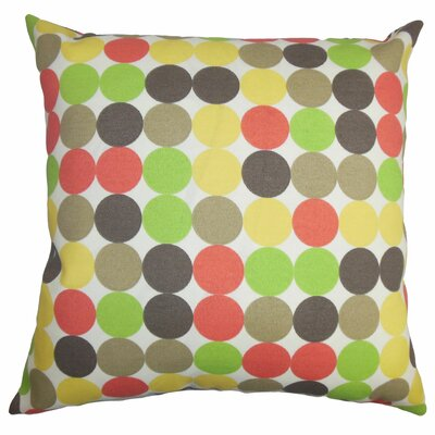 Heberling Geometric Outdoor Floor Pillow