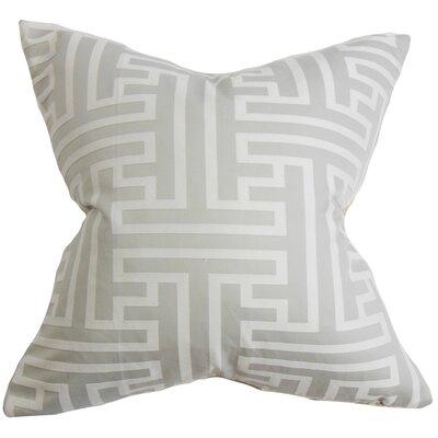 Shelby Geometric Floor Pillow