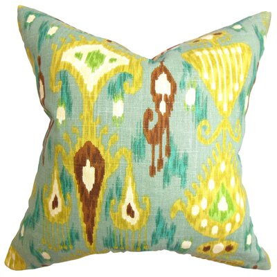 Domenique Ikat Floor Pillow