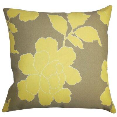 Salamanca Floral Outdoor Floor Pillow