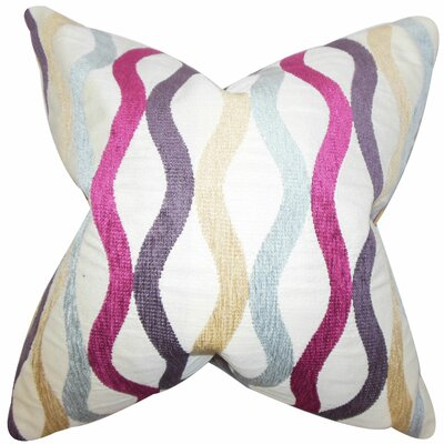 Burrows Geometric Floor Pillow