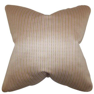 Burnie Geometric Floor Pillow