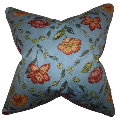 Jolene Floral Floor Pillow