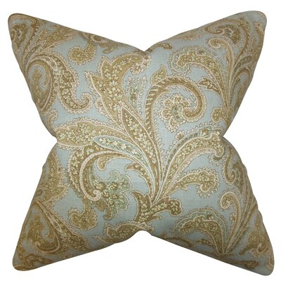 Charing Floral Floor Pillow