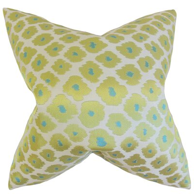 Kelly Geometric Floor Pillow