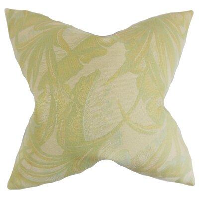 Delphine Foliage Floor Pillow