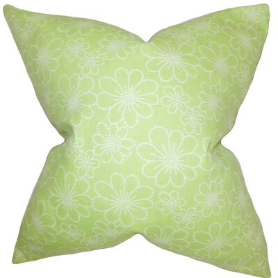 Zion Floral Floor Pillow