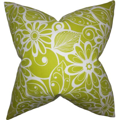 Salina Floral Floor Pillow