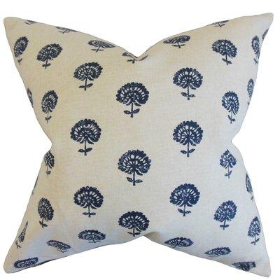 Moss Floral Floor Pillow
