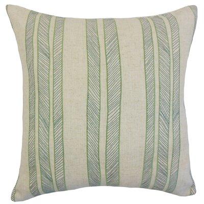 Damariscotta Floor Pillow Color: Grass