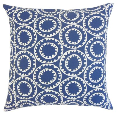 Brownsville Geometric Floor Pillow