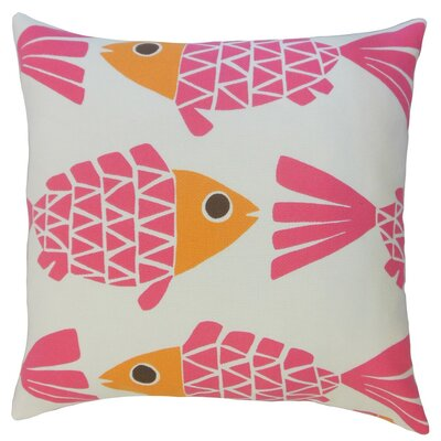 Danial Graphic Floor Pillow