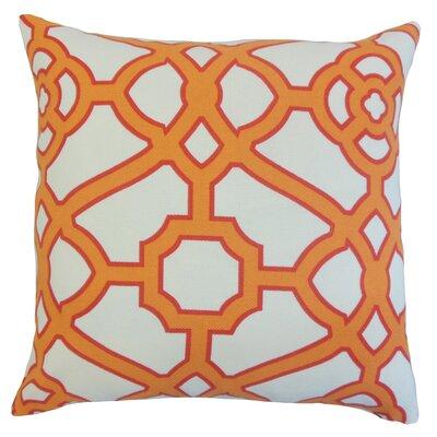 Castaneda Geometric Floor Pillow