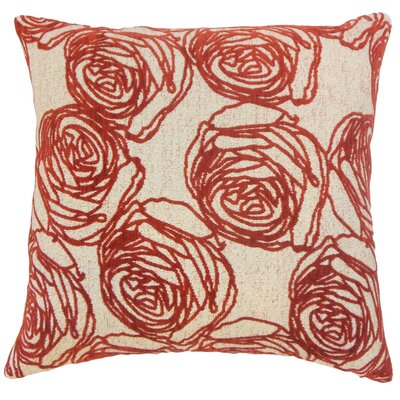 Alonesos Floral Floor Pillow