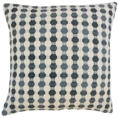 Lonnie Geometric Floor Pillow