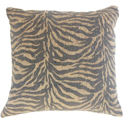 Eduard Animal Floor Pillow Color: Black