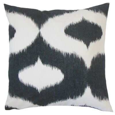 Kole Ikat Floor Pillow