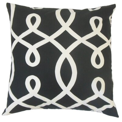 Agnes Geometric Floor Pillow