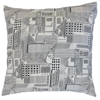 Vernon Geometric Floor Pillow