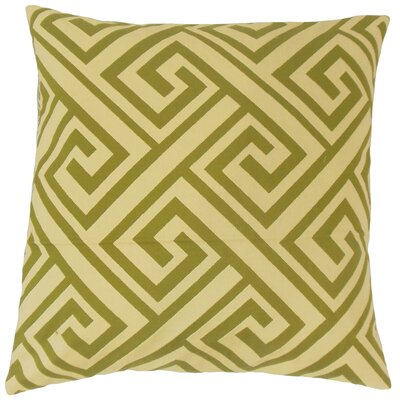 Duncanson Geometric Floor Pillow