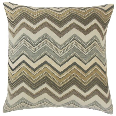 Osman Zigzag Floor Pillow