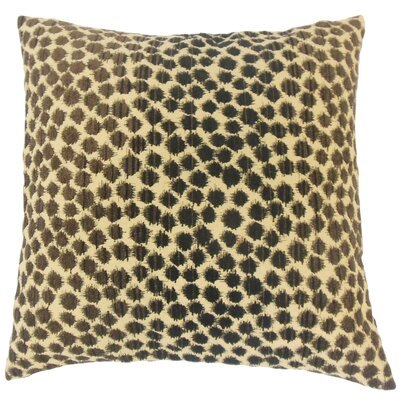Dion Geometric Floor Pillow