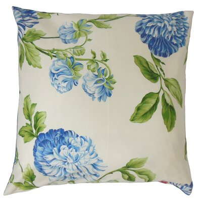 Millie Floral Floor Pillow
