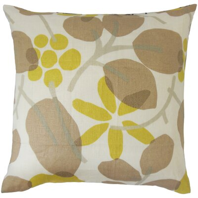 Delit Floral Floor Pillow