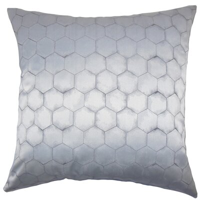 Abston Geometric Floor Pillow