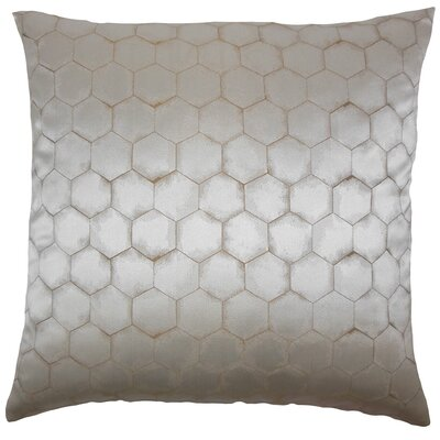 Abston Solid Floor Pillow