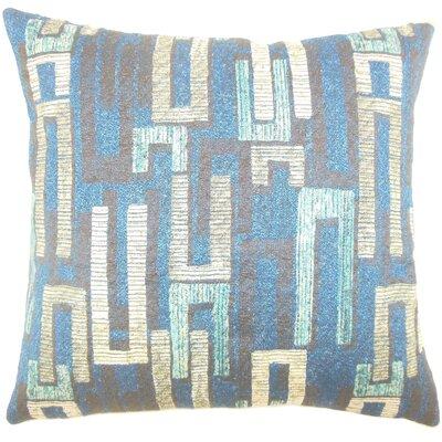 Rory Geometric Floor Pillow