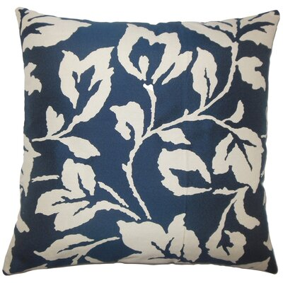 Guillelmina Floral Throw Pillow