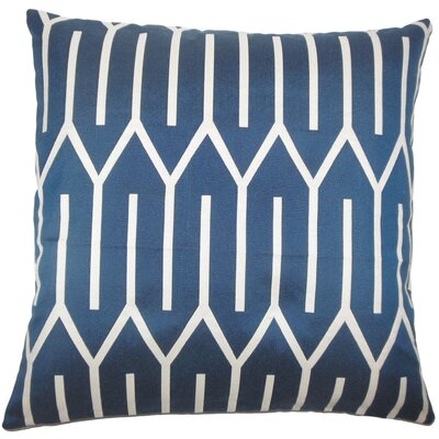 Hedden Geometric Floor Pillow