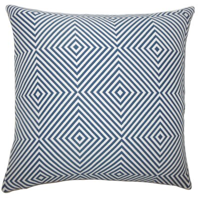 Jayson Geometric Floor Pillow