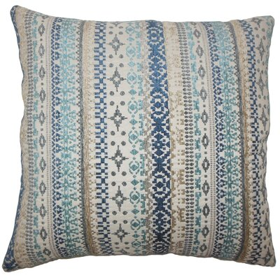 Brunwood Ikat Floor Pillow