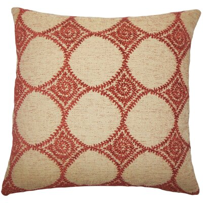 Morales Geometric Floor Pillow