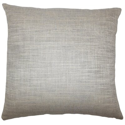 Doroteia Weave Floor Pillow Color: Stone