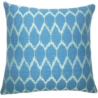 Hartsdale Geometric Floor Pillow