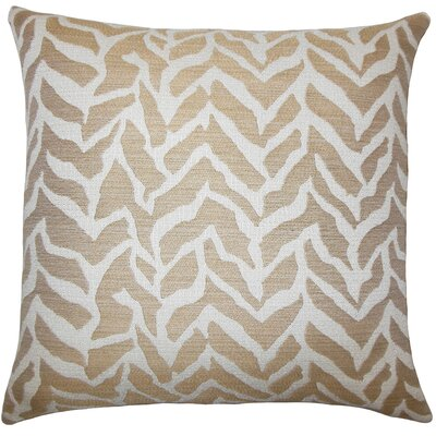 Dravis Geometric Floor Pillow
