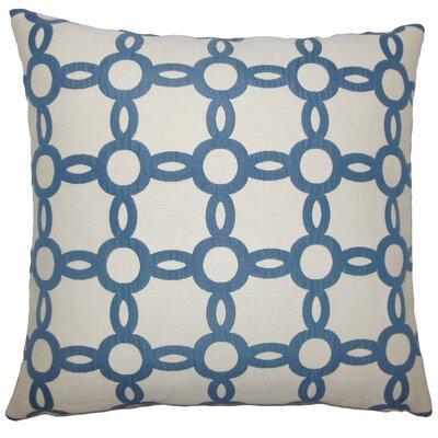 Annville Geometric Floor Pillow