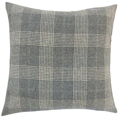 Justin Plaid Floor Pillow