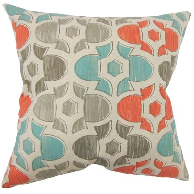 Kroger Geometric Floor Pillow